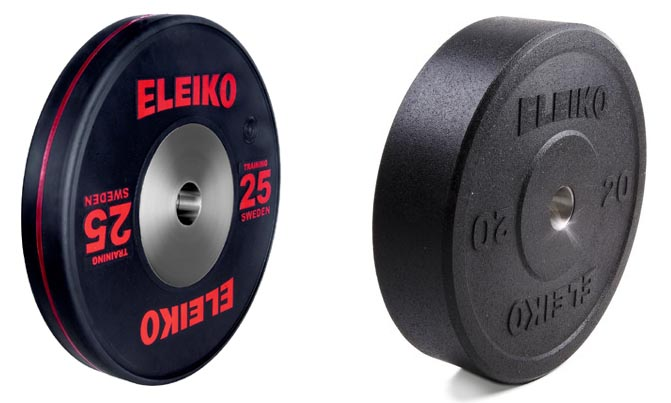 Selecting bumper plates for your garage gym gyms