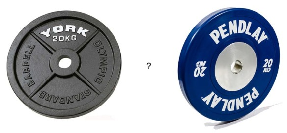 Choosing which olympic plates is best for you